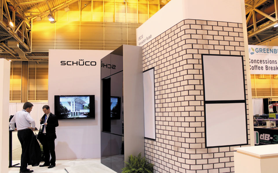Shuco Island Exhibit for Greentech