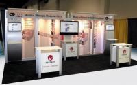 10x20 Trade Show Booth | VMS