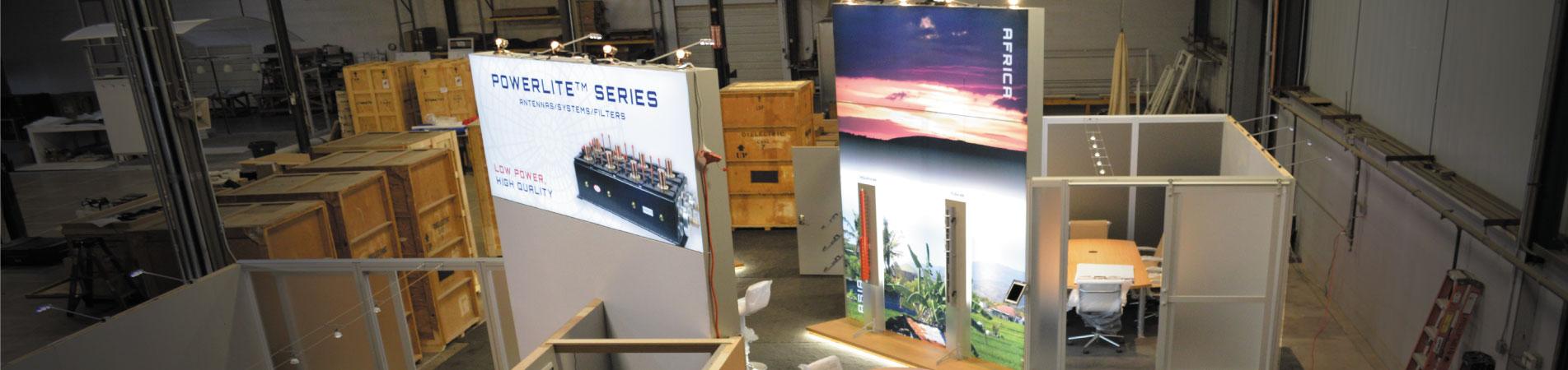 Trade Show Exhibit Refurbishment | DisplayCraft