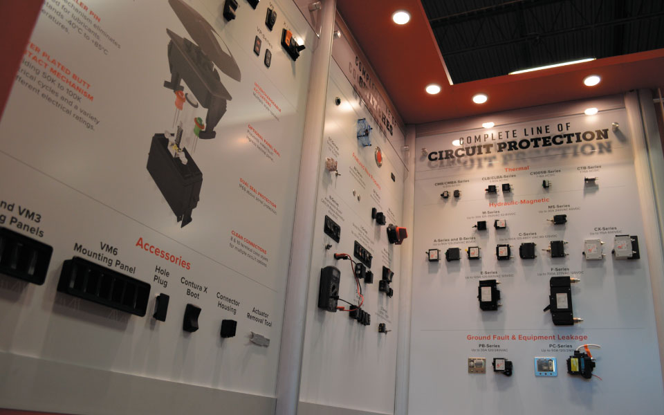 Product Panel Displays | Carling Technologies