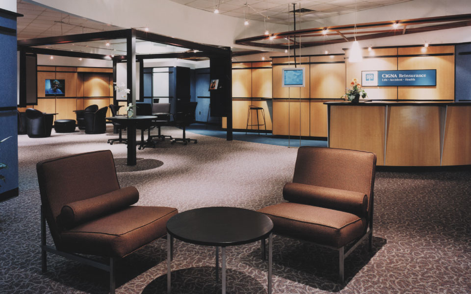 Cigna Corporate Interior