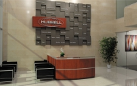Corporate Interior Signage Hubbell