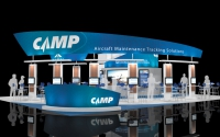 Custom Trade Show Fabric Structures Camp