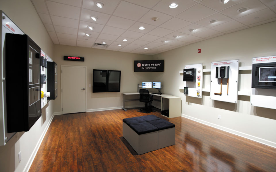 Honeywell Brand Experience Center | Product Displays