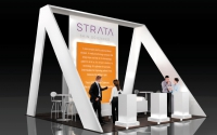 Simple Booth Design | Strata