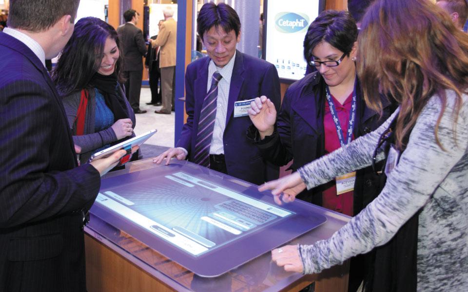 Interactive Displays   Specialty Displays