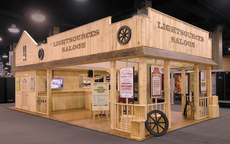 Custom Trade Show Rental | LightSources