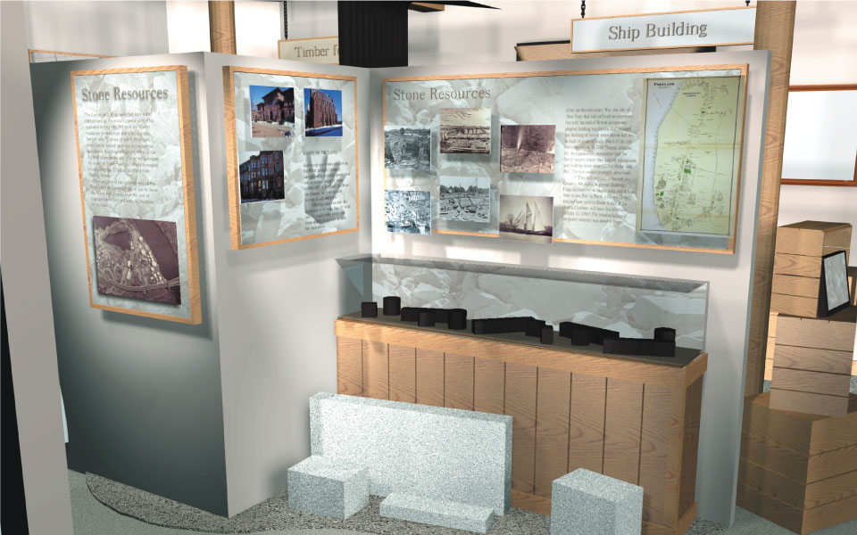 Museum Design | Connecticut River Museum | DisplayCraft