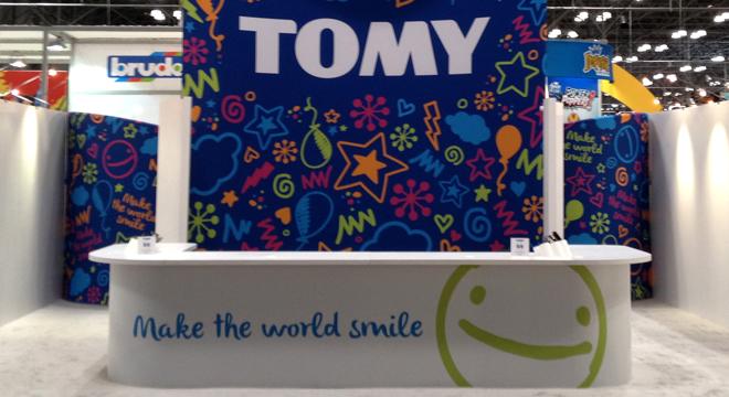 Toyfair 2015 | Tomy