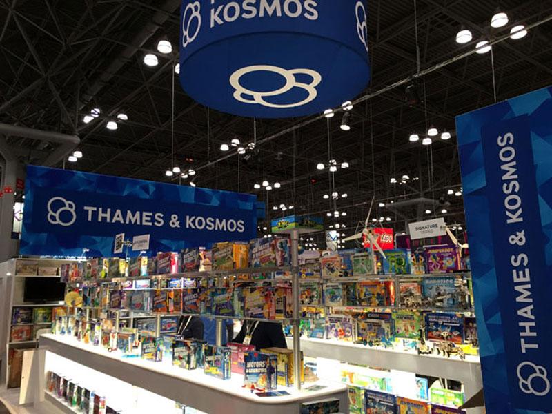 Thames & Kosmos | ToyFair'15