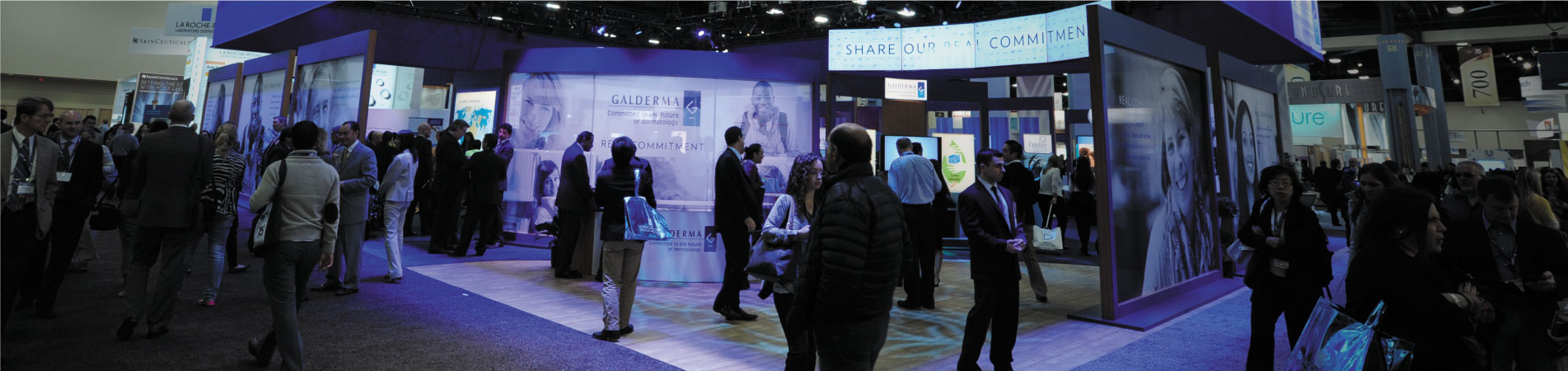 Trade Show Exhibit Design Company Capabilities | DisplayCraft