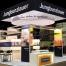 20x20 Trade Show Booth   Jungbunzlauer