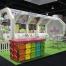 20x30 Custom Island Booth   Bumbo International