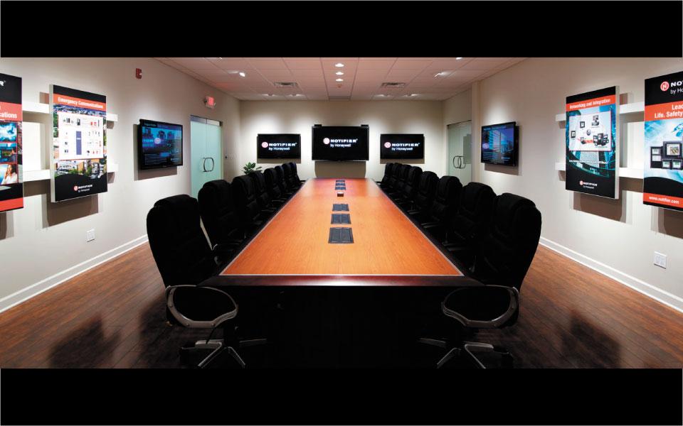 Honeywell Brand Experience Center