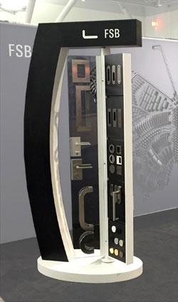 FSB ABXPO POP Display