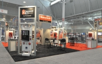 Custom Trade Show Rental Exhibit | Honeywell