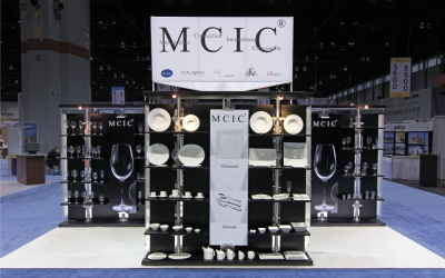 MCIC Exhibit Rental | Trade Show Exhibit Rental | DisplayCraft