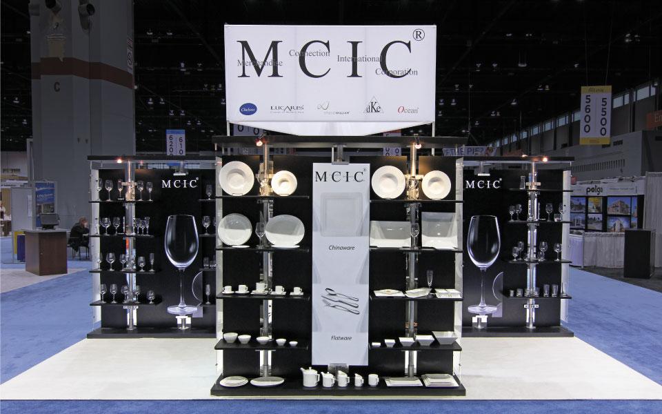 MCIC Exhibit Rental | Trade Show Exhibit Rental | DisplayCraft