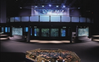 Museum Display Installation Services | Mystic Aquarium | DisplayCraft