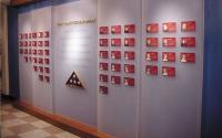 Wall of Heros Wall Display   US Coast Guard