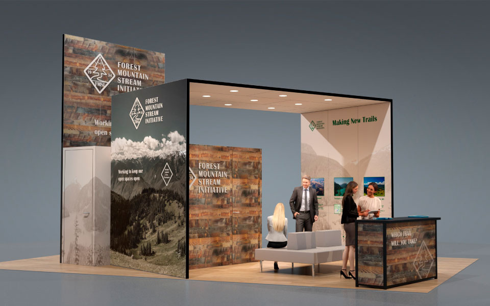Trade Show Booth Objectives : Trade show design concepts custom booth design ideas displaycraft