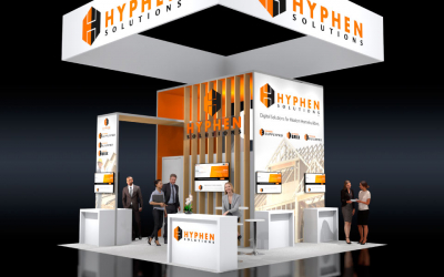 Trade Show Design Concepts - Custom Booth Design Ideas | DisplayCraft