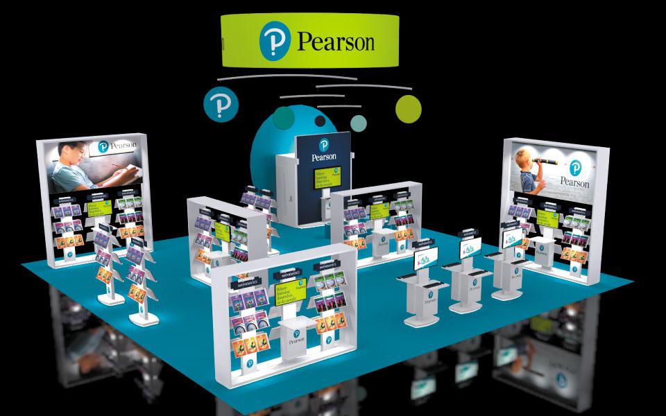 Pearson Exhibit Concept