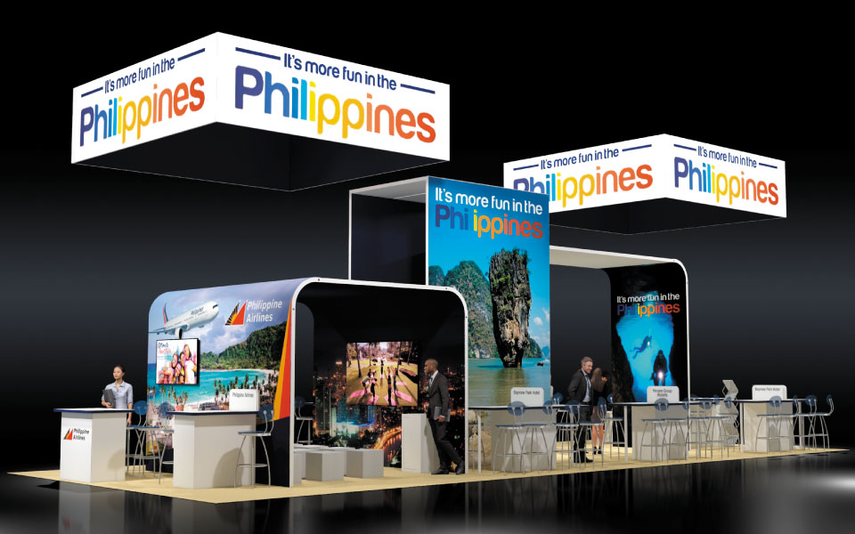 Philippines Exhibit Concept | DisplayCraft